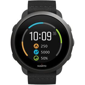 Suunto 3 Sport Watch all black